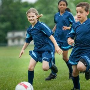 kids playing soccer traumatic brain injury concussion pediatric trauma patient story