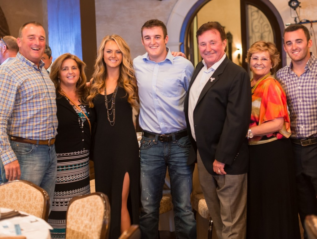 Childress Dillon family at CIPT event 8-20-14