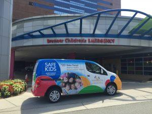 research partnerships childress institute for pediatric trauma save injured kids hospital medical center safe kids van brenner children's emergency