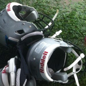 football helmet riddell research youth kid